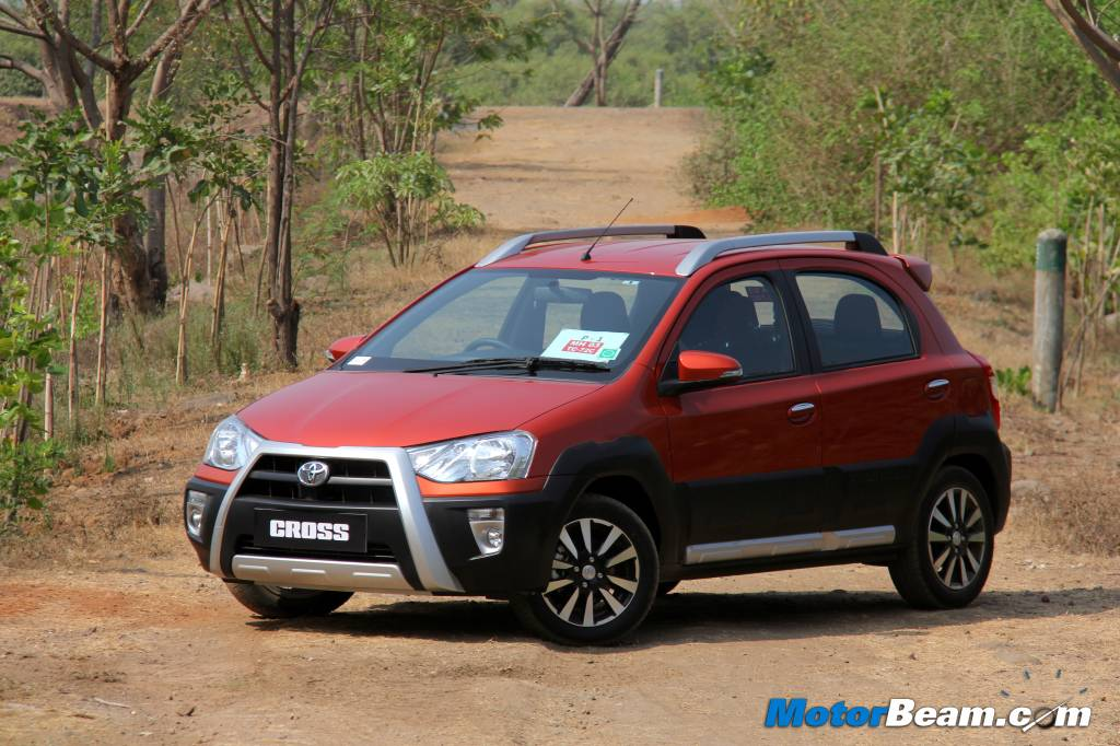 Toyota Etios Cross Test Drive Review
