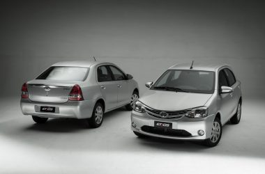 Toyota Etios Launched In Brazil
