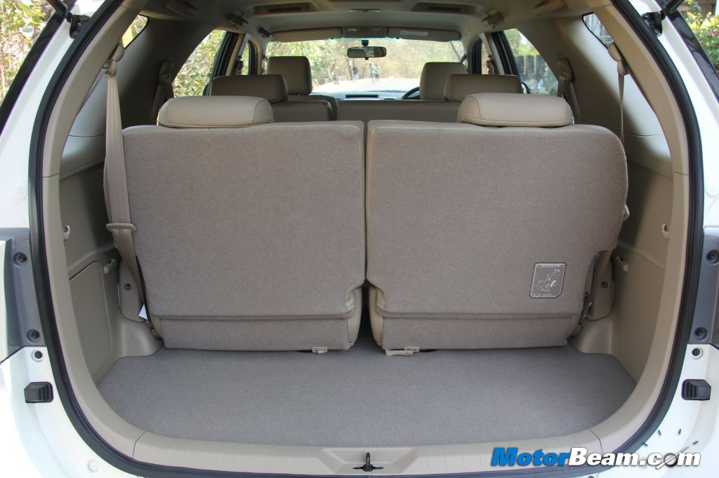 Toyota Fortuner Seating Capacity Auto Cars