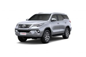 Toyota Fortuner Engines