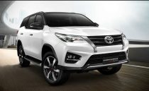 Toyota Fortuner TRD Sportivo 2 Front