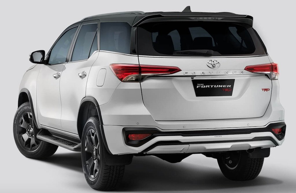 Toyota Fortuner TRD Sportivo India Launch