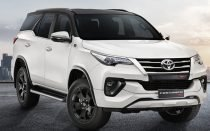 Toyota Fortuner TRD Sportivo Price