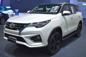 Toyota Fortuner TRD Sportivo Specifications