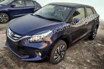 Toyota Glanza Variant Details