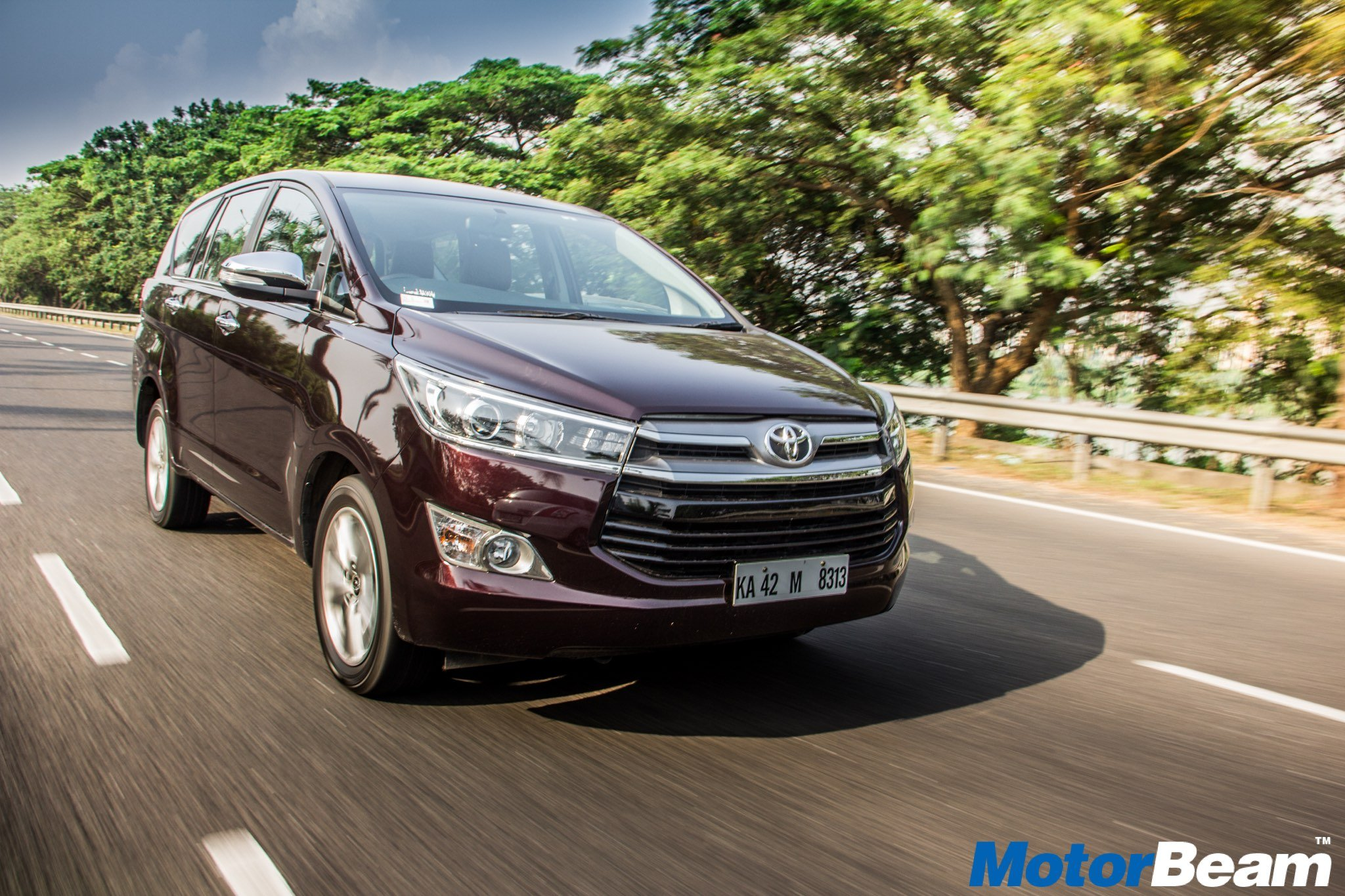 Toyota Innova Crysta Petrol Review