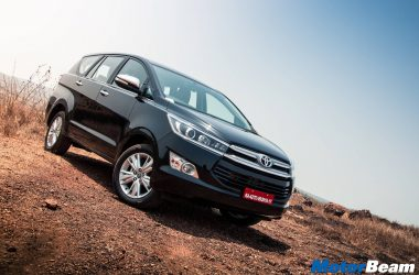 Toyota Innova Crysta Recalled For Faulty Wiring Harness
