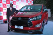 Toyota Innova Touring Sport Launch