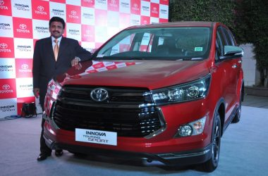 No New Toyota Cars To Be Launched In India In 2017