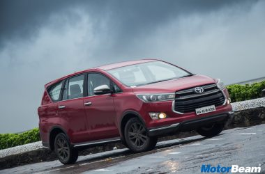 Toyota Innova Touring Sport Video Review