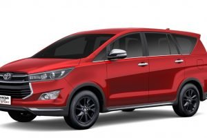 Toyota Innova Touring Sport Review