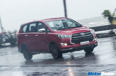 Toyota Innova Touring Sport Test Drive Review