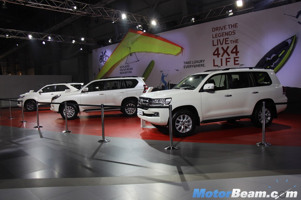 Land Cruiser Lc200 Land Cruiser Prado Flash Suv Appeal Motorbeam