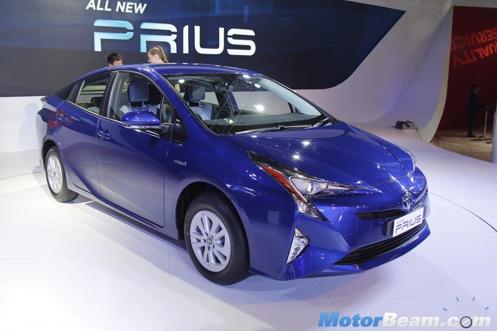 new car launches in january indiaToyota Prius India Launch In January 2017  MotorBeam  Indian Car
