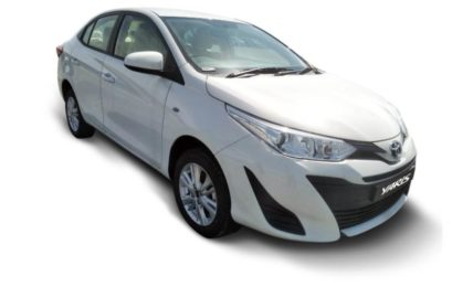 Toyota Yaris Fleet