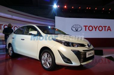 Toyota Yaris Unveiled In India Ahead Of Auto Expo [Scoop]