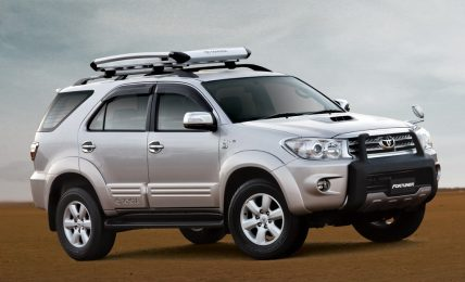 Toyota_Fortuner_Bluetooth_Airport