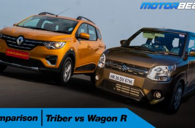 Triber vs Wagon R Hindi