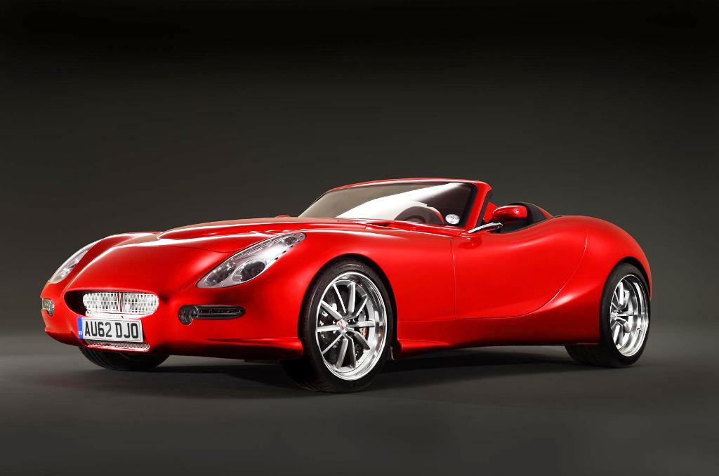 Trident Iceni Convertible Front