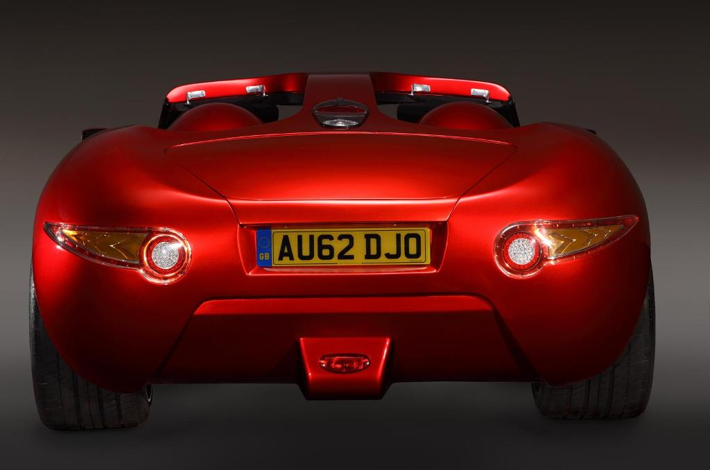 Trident Iceni Convertible Rear