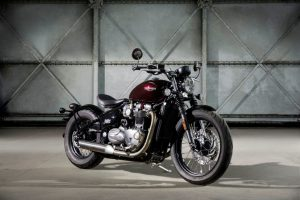 2017 Triumph Bonneville Bobber Launched, Priced At Rs. 9.09 Lakhs