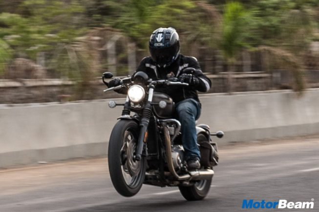 Triumph Bonneville Bobber Road Test Report