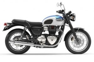 Triumph Bonneville Recalled In India