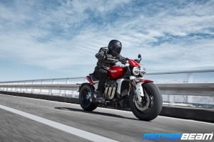 Triumph Rocket 3 Price India