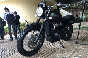 Triumph Street Scrambler Launched, Priced At Rs. 8.10 Lakhs
