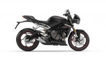 Triumph Street Triple RS Black