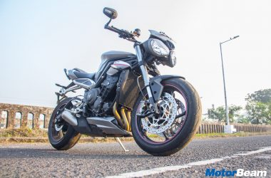Triumph Street Triple RS Image Gallery
