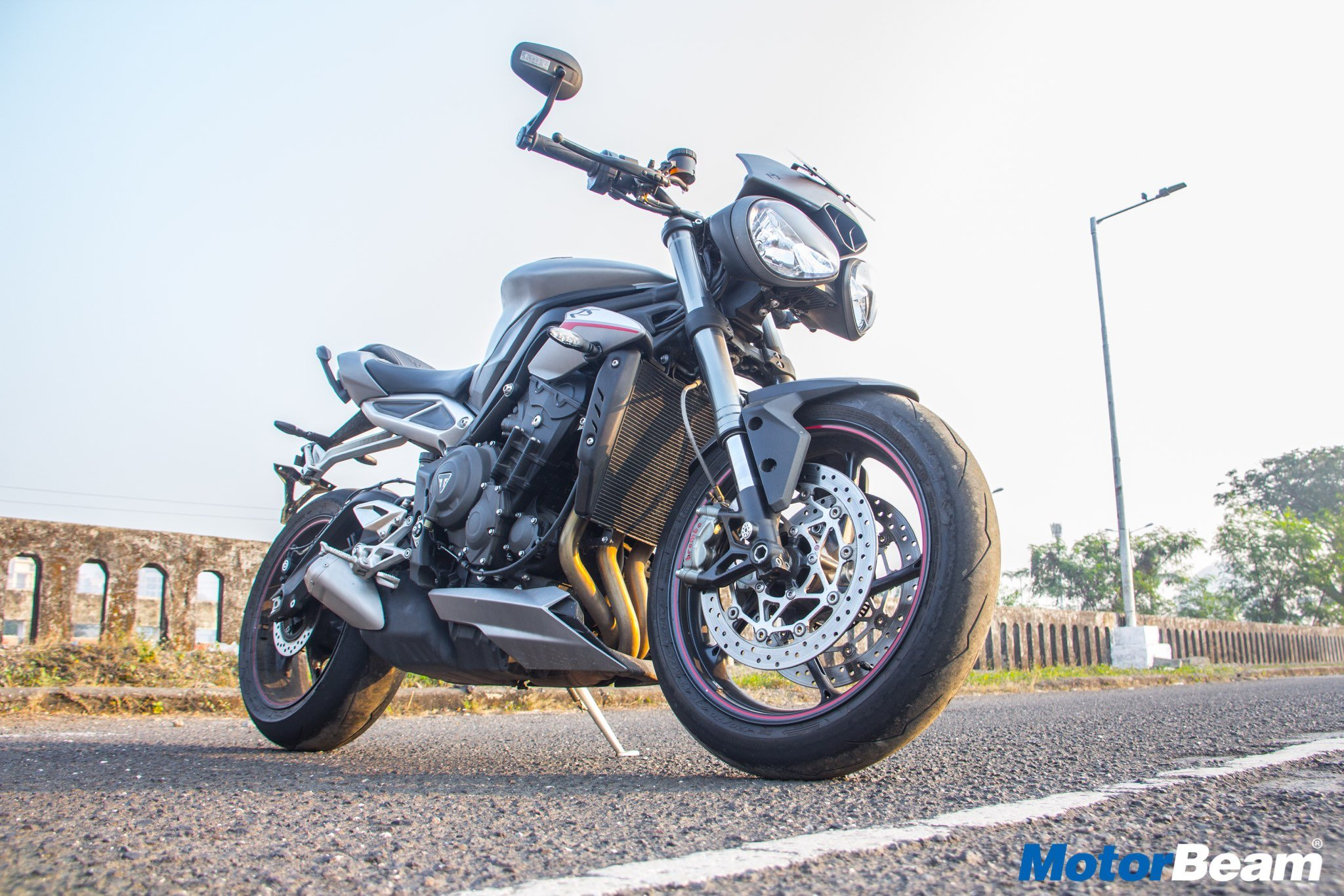 Triumph Street Triple RS Review