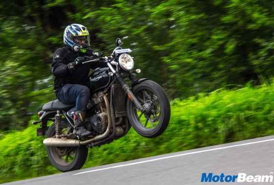 2016 Triumph Street Twin Test Ride Review