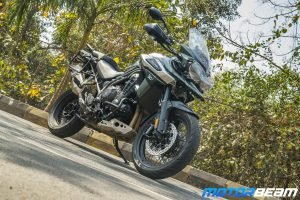 Triumph Tiger 1200 XCx Test Ride Review