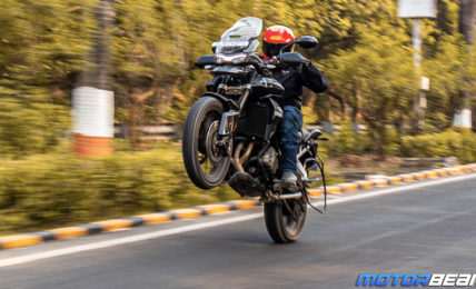 Triumph Tiger 900 GT Video Review