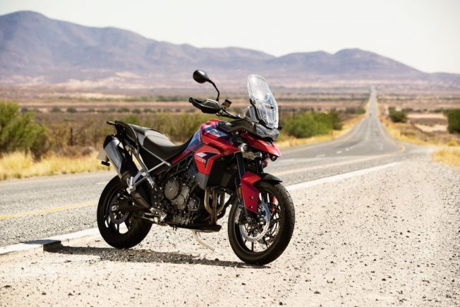 Triumph Tiger 900 Price