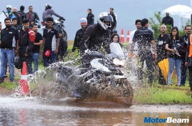 Triumph Tiger Trails – Off-Road Training Experience