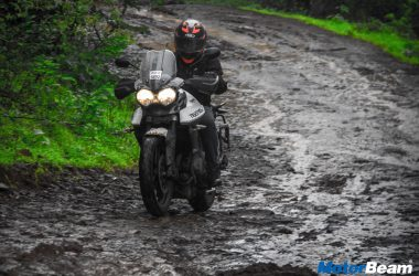 Triumph Tiger 800 Test Ride Review