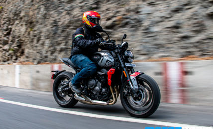 Triumph Trident 660 Review 2