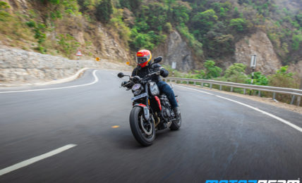 Triumph Trident 660 Review 27