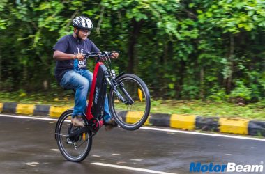 Tron-X One Test Ride Review – A Connected Electric Cycle