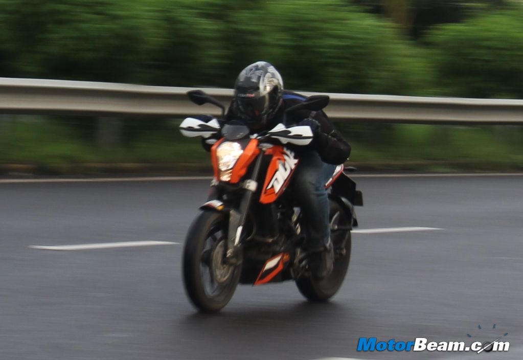 Tuned KTM Duke 200 Road Test