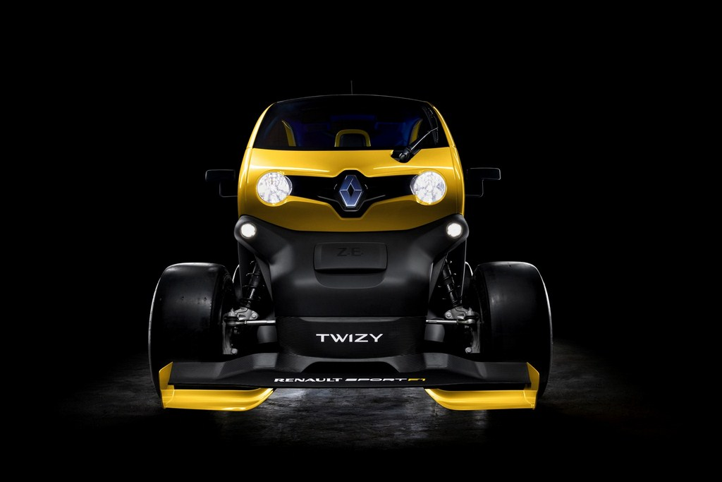 Twizy Renault Sport F1 Concept Front