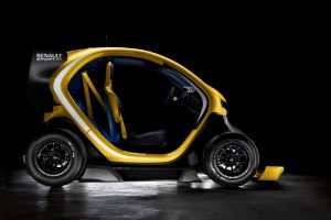 Twizy Renault Sport F1 Concept Side