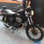 UM Motorcycles Renegade Duty India