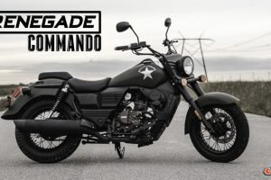 UM Renegade Commando & Sport S Carburettor Models Launched