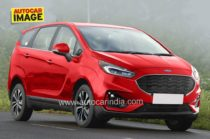 Upcoming Ford MPV