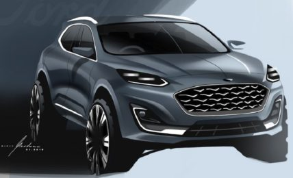 Upcoming Ford SUV Design