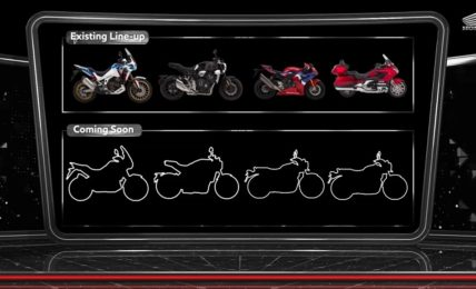 Upcoming Honda Middleweight Bikes