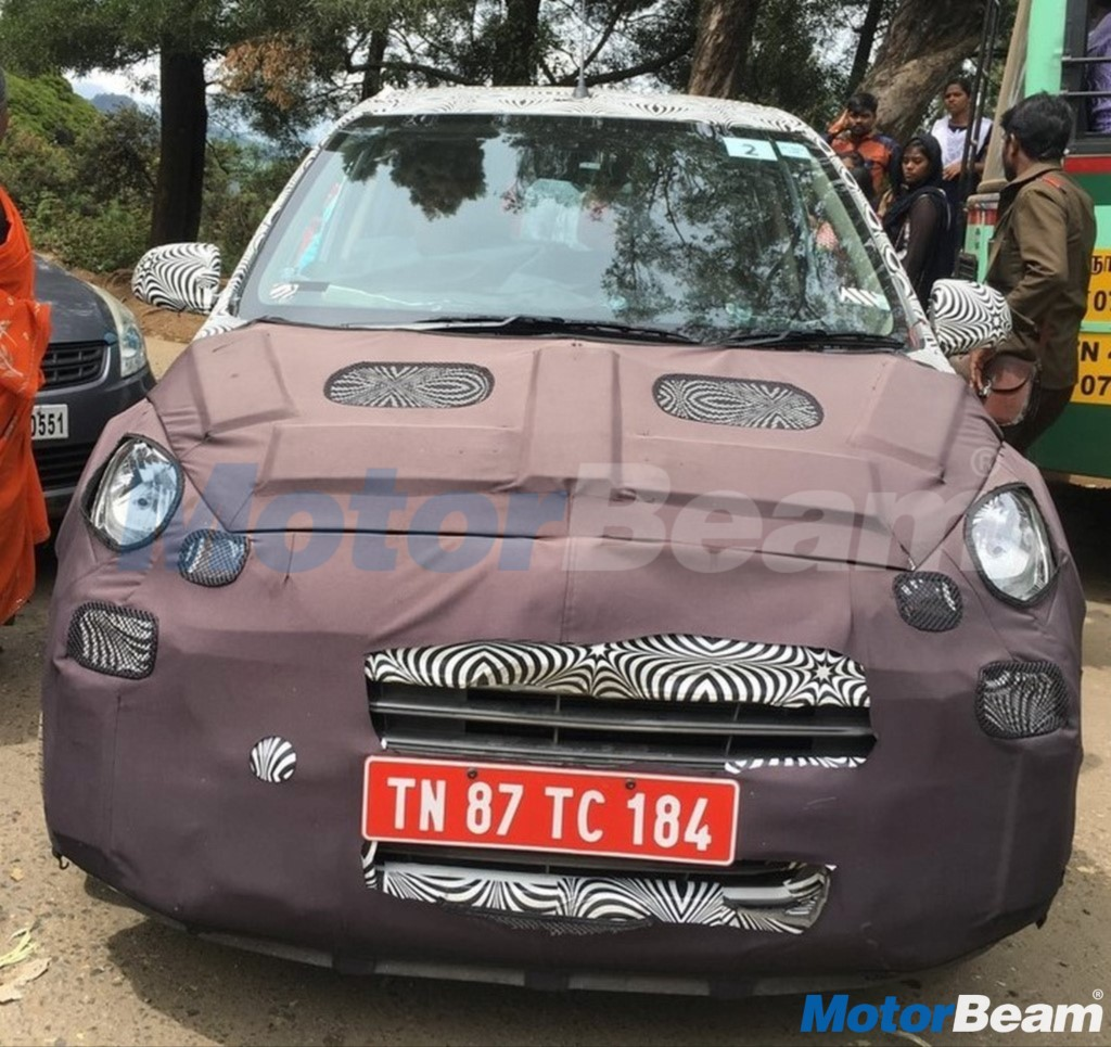 Upcoming Hyundai Santro